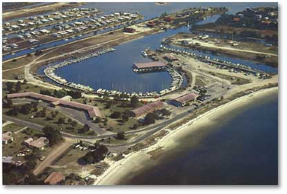 Shell Point Aerial View Looking Ne In 1979 From Http Www